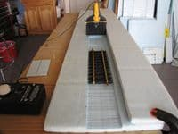 Hot Wire Foam Factory Adjustable Sled Guide